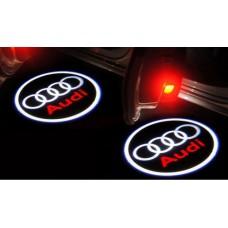 Audi -hoz LED kilépő fény