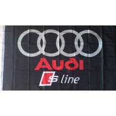 Audi -s S-line zászló