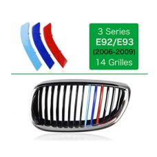 BMW E92 - E93 M -es műanyag vese klip szett