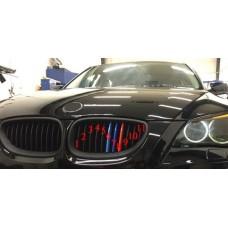 BMW E60 E61 -hez M műanyag vese klip szett 11 rácsoshoz