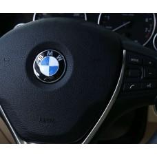 BMW -hez kormány közép matrica