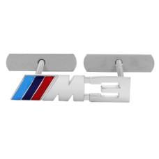 M3 felirat grill rácsra