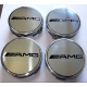 AMG feliratos felni kupak (ezüst)