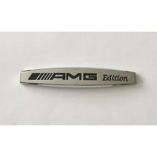 Mercedes -hez sárvédő jel AMG Edition