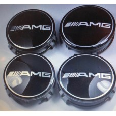 AMG feliratos felni kupak Mercedes -hez