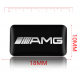 AMG öntapadós matrica -felirat