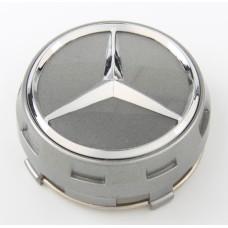 AMG style alufelni kupak ezüst színben