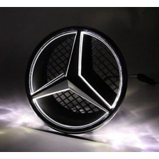 Világító LED csillag jel
