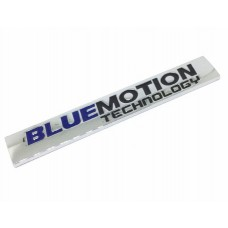 Blue Motion felirat VW -re