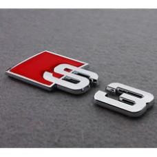 Audira S3 felirat, jel, embléma