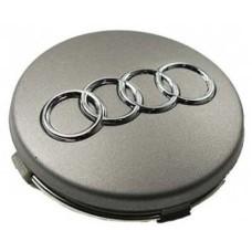 Audi -s felni közép, kupak 60mm 1db