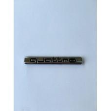 Audihoz Quattro embléma
