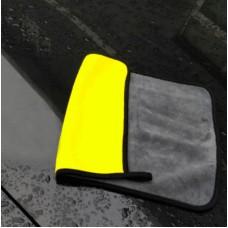 Autó mosó mikroszálas törlő / szárító kendő 30x60 cm