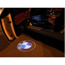 BMW -hez LED világítás ajtóba