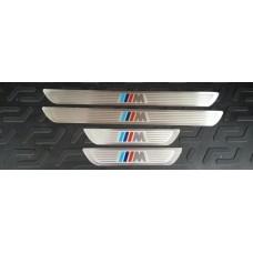 BMW -hez M -es küszöb díszléc szett