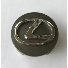 Lexus -hoz felni közép, kupak 62 mm-es - grafit - 1db