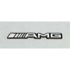 Mercedes -hez öntapadós AMG jel