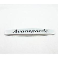 Mercedes -hez sárvédő jel Avantgarde